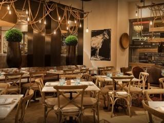 Searsucker Interior Dining Room