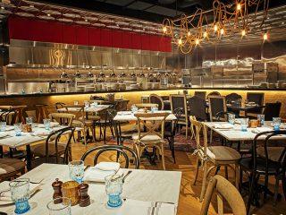 Dining Room at Searsucker Las Vegas