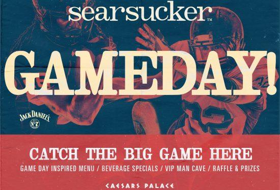 Big Game Sunday 2019 Las Vegas