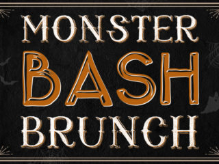 Monster Bash Halloween Brunch at Searsucker San Diego