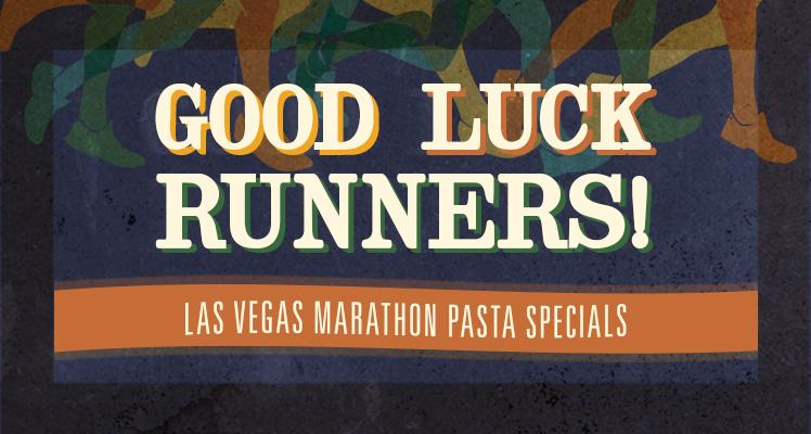 Searsucker's Marathon Pasta Specials