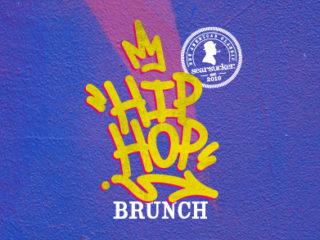 Hip Hop Brunch graffiti art