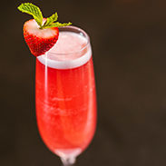 fizzy lifter cocktail